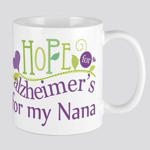 Alzheimers Hope For Nana Mug