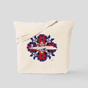 Flying Bliss Tote Bag