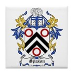 Spaxon Coat of Arms Tile Coaster
