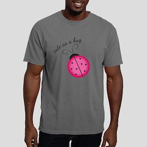 Cute As Bug Mens Comfort Colors Shirt