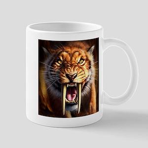 Sabertooth 1 Mug