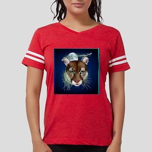Queen Duvet Midnight Mountai Womens Football Shirt