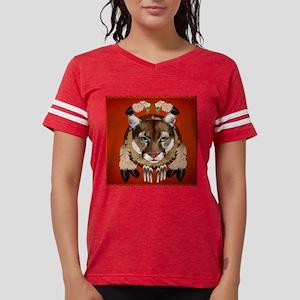 Queen Duvet Cougar Shield Womens Football Shirt
