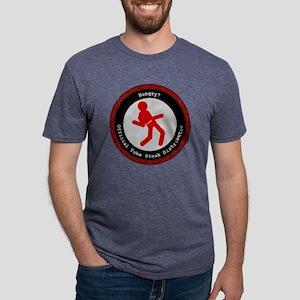 seal1real Mens Tri-blend T-Shirt