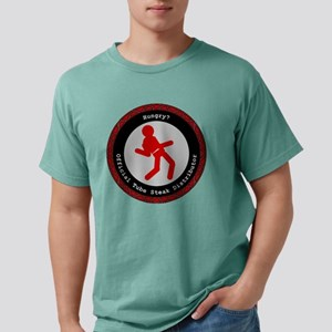 seal1real Mens Comfort Colors Shirt