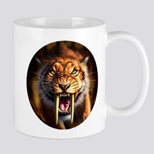 Sabertooth 4 Mug