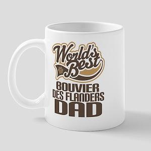 Bouvier Des Flanders Dad Mug