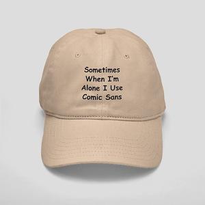 Some Comic Sans Cap