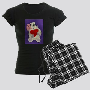 Rhino Love Women's Dark Pajamas