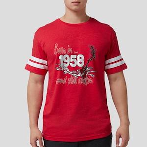 Birthyear 1958 copy Mens Football Shirt