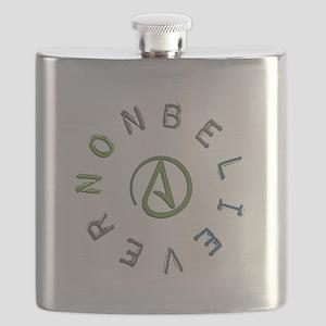 Nonbeliever Flask