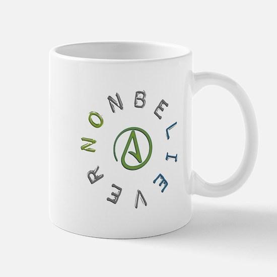 Nonbeliever Mug