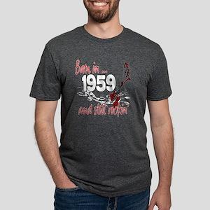 Birthyear 1959 copy Mens Tri-blend T-Shirt
