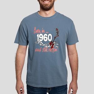 Birthyear 1960 copy Mens Comfort Colors Shirt