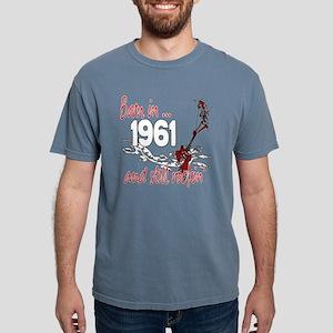 Birthyear 1961 copy Mens Comfort Colors Shirt