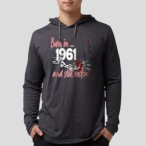 Birthyear 1961 copy Mens Hooded Shirt