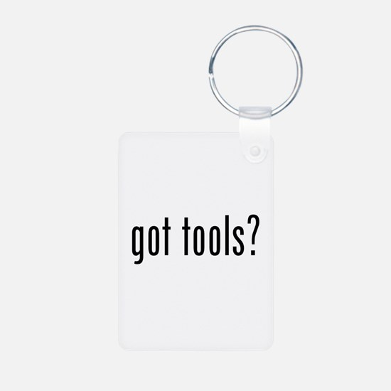 Got Tools Keychains