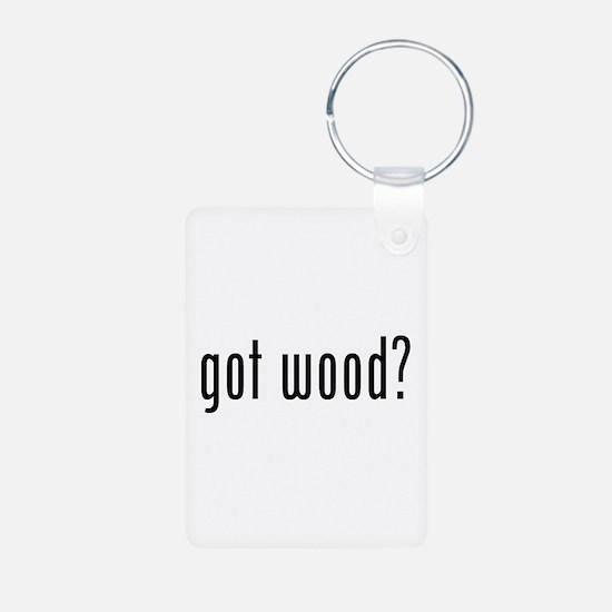 Got Wood Keychains