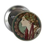 Lady of Laurel Button
