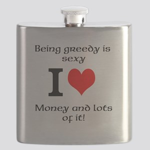 Being greedy is sexy! Flask