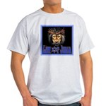 Lion of Judah 8 Ash Grey T-Shirt