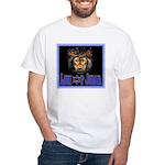 Lion of Judah 8 White T-Shirt