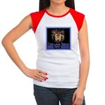 Lion of Judah 8 Women's Cap Sleeve T-Shirt