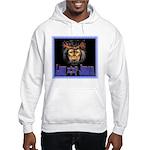 Lion of Judah 8 Hooded Sweatshirt