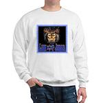 Lion of Judah 8 Sweatshirt