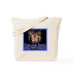 Lion of Judah 8 Tote Bag