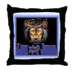 Lion of Judah 8 Throw Pillow