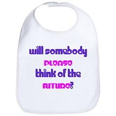 Bib - think future