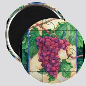 Best Seller Grape Magnet