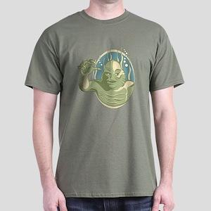 Creature from the Black Lagoon Dark T-Shirt