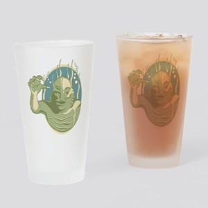 Creature from the Black Lagoon Drinking Glass