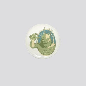 Creature from the Black Lagoon Mini Button