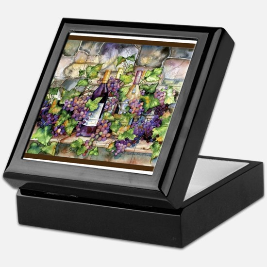 Best Seller Grape Keepsake Box