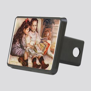 Renoir Rectangular Hitch Cover
