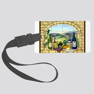 Best Seller Grape Large Luggage Tag