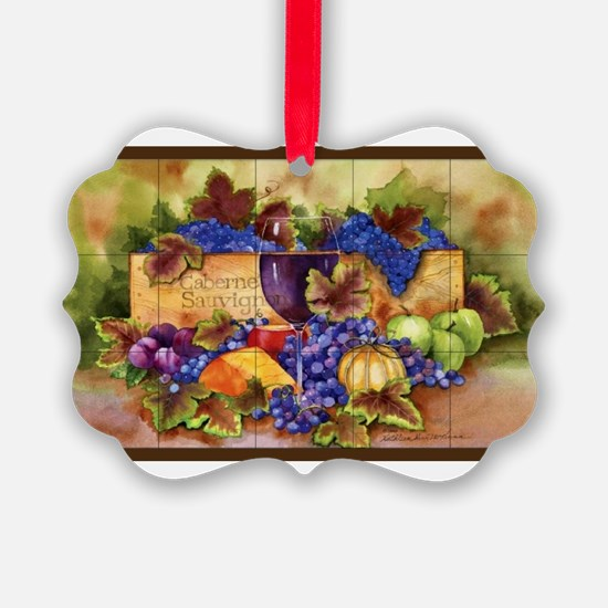 Best Seller Grape Ornament