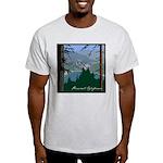 Pinecrest, CA Ash Grey T-Shirt