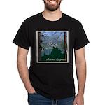 Pinecrest, CA Black T-Shirt