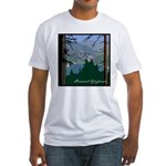 Pinecrest, CA Fitted T-Shirt