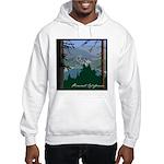 Pinecrest, CA Hooded Sweatshirt