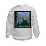 Pinecrest, CA Kids Sweatshirt
