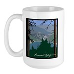 Pinecrest, CA Large Mug