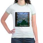 Pinecrest, CA Jr. Ringer T-Shirt