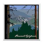 Pinecrest, CA Tile Coaster