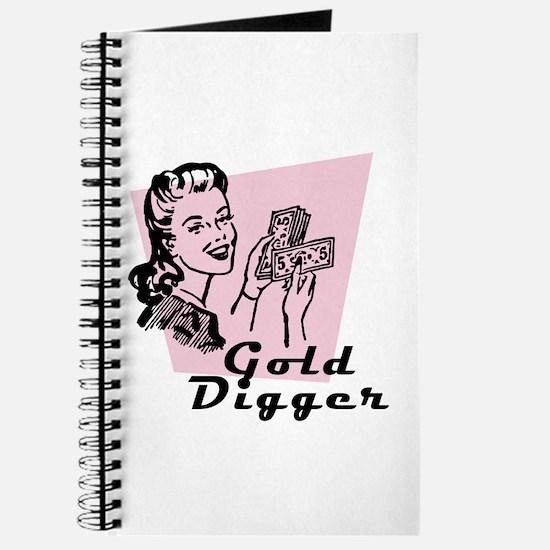 Gold Digger Journal