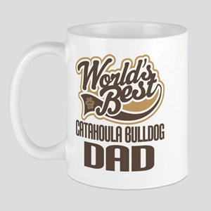 Catahoula Bulldog Dad Mug